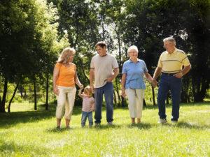 multi gen family