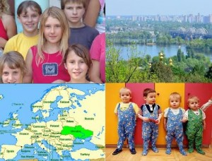 Ukraine Adoption Montage