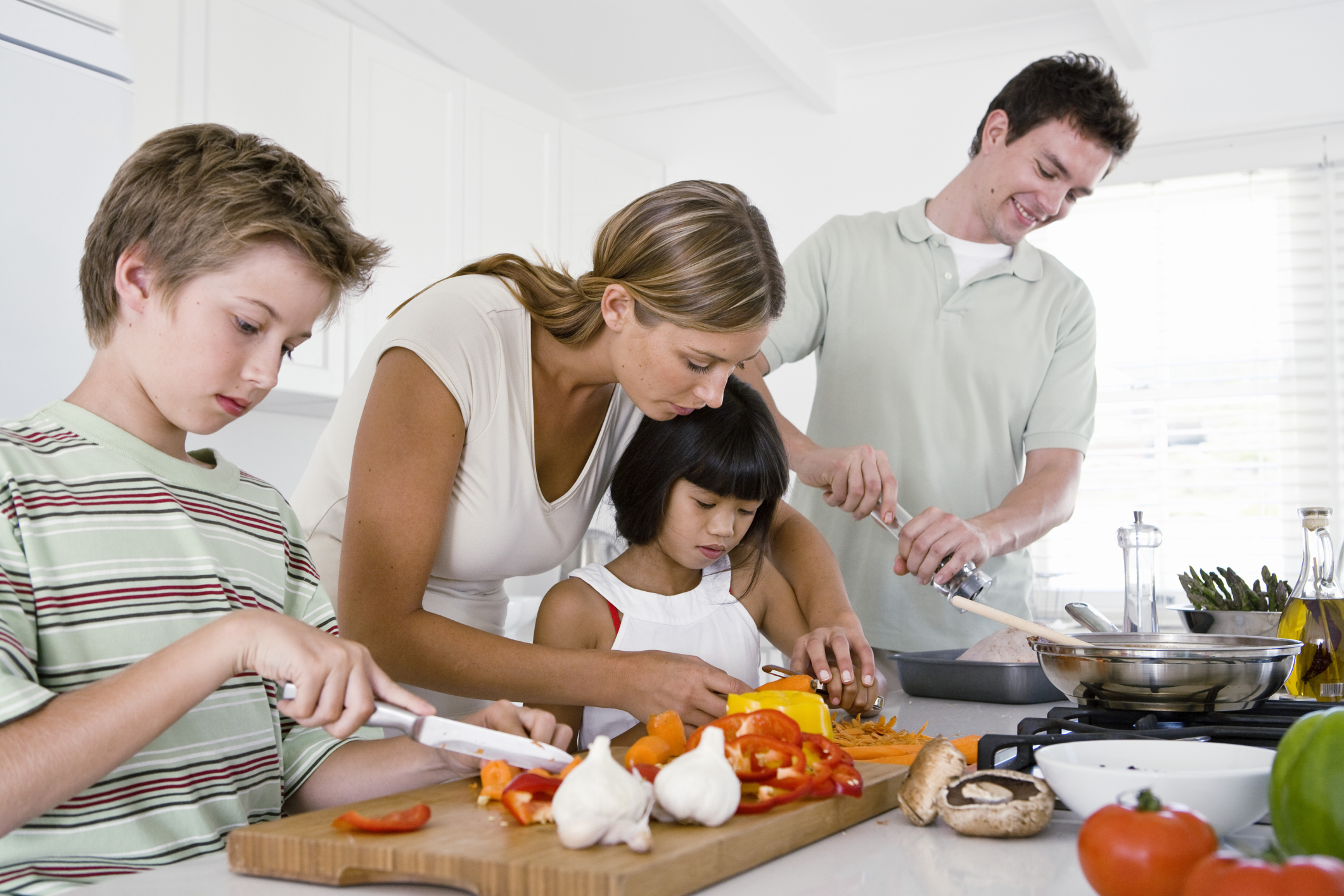 Family cooking nightlight christian adoptions for Chef comes to your house