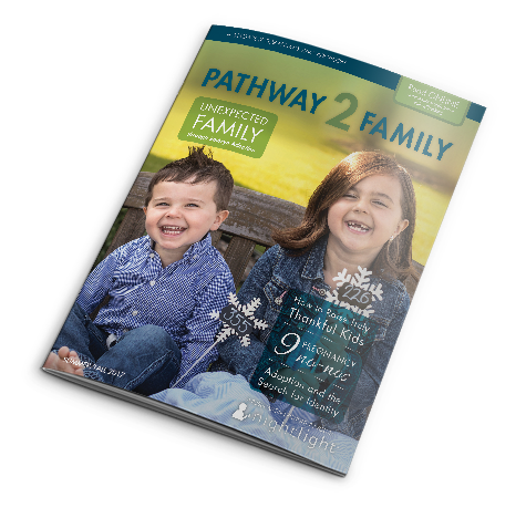 Pathway2Family Summer/Fall 2017
