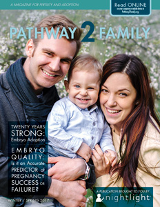 Pathway2Family Winter/Spring 2017
