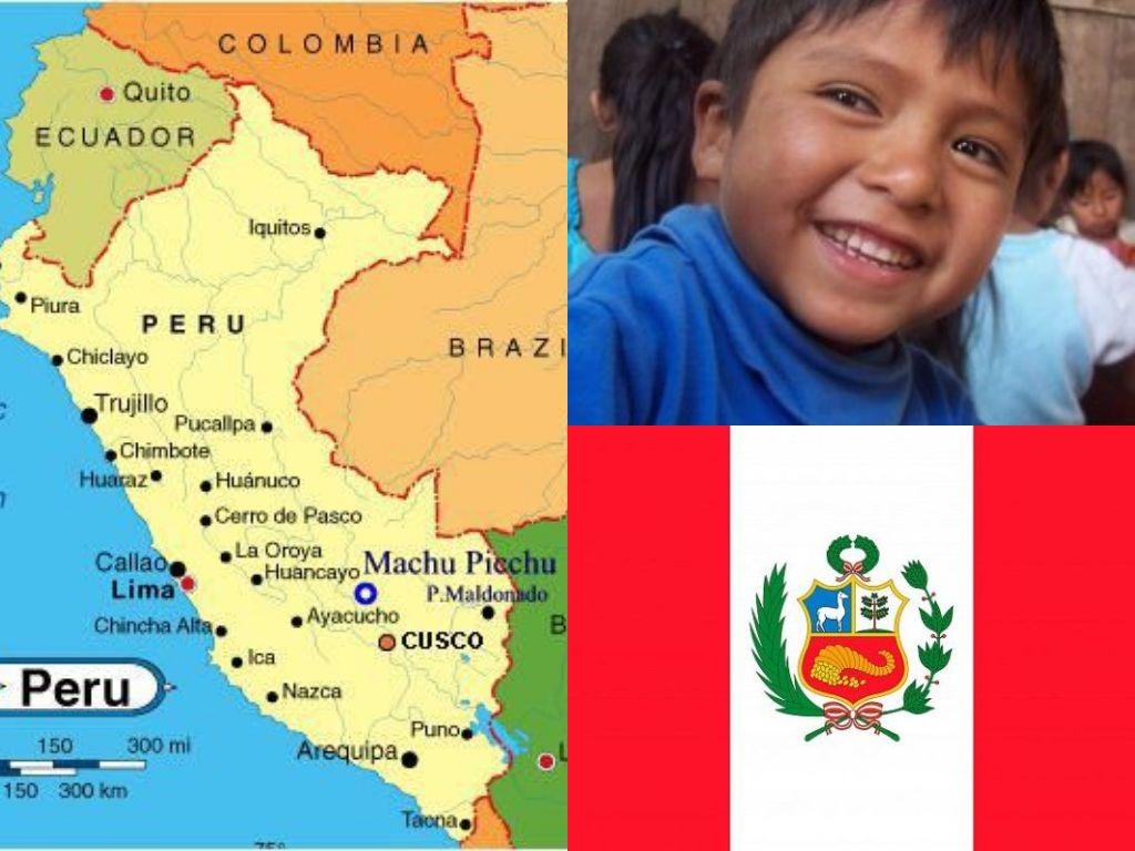 Peru collage