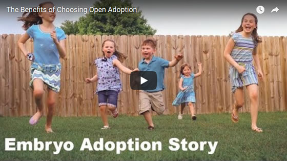 The Benefits of Choosing Open Adoption